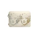 "Чехол Incase Warhol для MacBook Air 11"", дизайн Marilyn Reversal Cream CL60016"